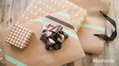 5 unique gift wrap ideas that will be too beautiful to open