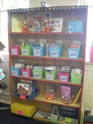 Love this!! Classroom Library Ideas