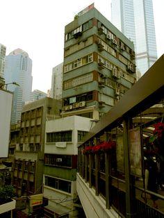 Old Hong Kong atmosphere - Sci Fi Horror, Hong Kong, Multi Story Building, Cyberpunk, Art, Art Background, Kunst, Performing Arts, Art Education Resources