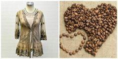 Beautiful coffee colored tunic now available at Coffee Colour, Lace Tunic, Beautiful, Color, Jewelry, Fashion, Moda, Jewlery, Jewerly