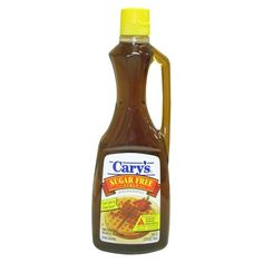 Cary's Sugar-Free Maple-Flavored Syrup 24 oz
