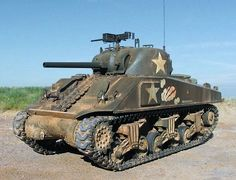 M4 Sherman, Normandy, Creighton Abrams 4th Armored Division