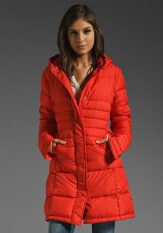 This is a women's jacket from Spiewak, a short coat.