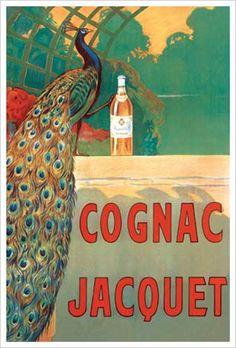 Cognac Jacquet Fine Art Giclee Print