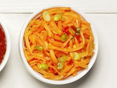 Carrot Chile Slaw from #FNMag
