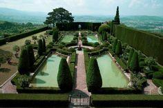 Villa Gamberaia, Italian Garden