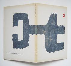 Willem Sandberg, Experimenta Typografica 2, 1969