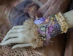 Интуитивное чувство гармонии цвета и фактур в удивительных украшениях Krista Raak - Ярмарка Мастеров - ручная работа, handmade