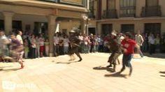 """El """"zarron""""  en las Fiestas de san Pascual el 17 de Mayo Almazan - YouTube Youtube, Street View, World, May 17, Fiestas, The World, Youtubers, Youtube Movies"""