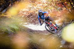 Nico Lau at EWS 1 2014 in Nevados de Chillan, Chile - photo by mattwragg - Pinkbike