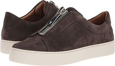 Frye Lena Zip Low Women's Lace up casual Shoes Grigio Soft Oiled Suede Crocs Classic, Black Polish, Womens Fashion Sneakers, Best Sneakers, How To Look Classy, Free Clothes, Beautiful Shoes, Casual Shoes, Slip On