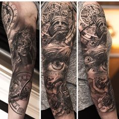 """@amazingtattoo's photo: """"☑️Artist: @niki23gtr ☑️Location: Sweden❌We only share #AmazingTattoos worldwide for the best & most Professional Tattoos in the industry ❌Tagg your Frends & share us guys help us expand our following on this #AmazingTattoo pg thanks! #tattoo #tattoos"""""""