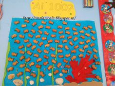 100 days of school craft 100th Day Of School Crafts, 100 Days Of School, Kids Rugs, Activities, Decor, Decoration, 100 Day Of School, Kid Friendly Rugs, Decorating