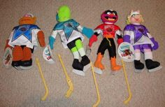 Mcdonalds Toys, Muppet Babies, Back In The Day, Cool Toys, Baby Toys, Kids Meals, Nhl, Childhood Memories, Ronald Mcdonald
