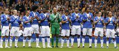 The @Everton squad #Fan360 Everton, All Star, Squad, Soccer, Football, Club, Sports, Hs Sports, Futbol