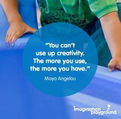 Imagine.Create.Play #PlayMatters