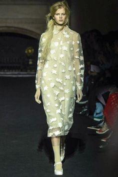 Simone Rocha Fall 2015 London Fashion Week