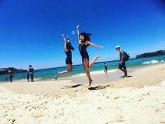 #jump#SYD#Sydney#ivystrip#bondibeachsydney#bondibeach by ivy810502h http://ift.tt/1KBxVYg