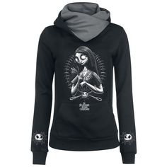 Girls Fashion Clothes, Girl Fashion, Fashion Outfits, Avenged Sevenfold, Sweat Shirt, Jack Y Sally, Vampire Dress, Nightmare Before Christmas Tattoo, Young Fashion