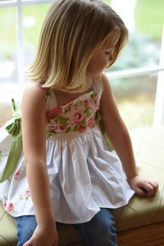 Joy Dress Pattern by Violette Field Threads