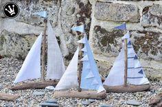 Verlängert doch einfach die Urlaubssaison etwas, mit diesen Treibholz-Segelbooten, etwas Sand und ein paar Muscheln ⛵⛵️️⛵️Video dazu findet ihr auf meinem Kanal: https://youtu.be/Ynjvr1HF2n8 #DekoideenReich