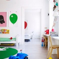 Find inspiration from these 10 Cool Kids Rooms!
