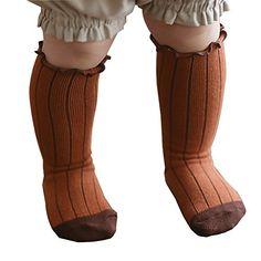 Topwhere® Coton peigné Chaussettes longues bébé, pour 3-3... https://www.amazon.fr/dp/B01MSX3RDI/ref=cm_sw_r_pi_dp_x_O1fiAbKQN417C