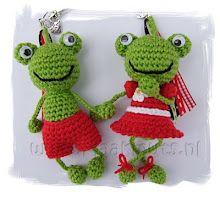 9 Beste Afbeeldingen Van Kikker En Zijn Vriendjes Creatief Crochet