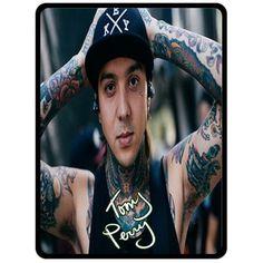 Fleece Blanket-Hot Tony Perry PTV Custom Fleece Blanket Bedroom Bed Gift Ideas 2