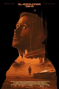 Cinema Posters, Band Posters, Film Posters, Play Poster, Movie Poster Art, Blade Runner Poster, Denis Villeneuve, Cosmos, Blade Runner 2049