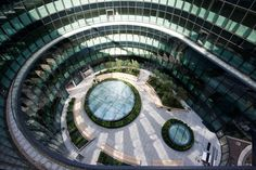 Pricewaterhouse Cooper's office at 7 More London generates 25 percent of its energy on site. Read on to see more environmentally friendly offices around the world.
