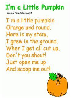 Preschool Music, Fall Preschool, Preschool Activities, Halloween Songs Preschool, Halloween Songs For Toddlers, Halloween Quotes, Pumpkin Preschool Crafts, Halloween Nursery Rhymes, Thanksgiving Songs For Kids