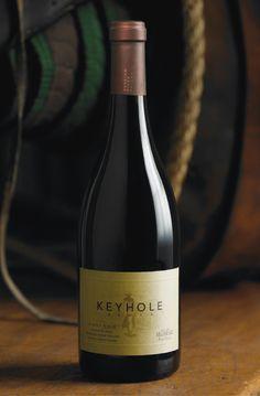 Keyhole Ranch | Wine Label Design by Auston Design Group