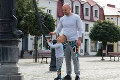 Family Matching Sweatpants for Dad and Son, Dad and kids matching pants, Dad and son matching set