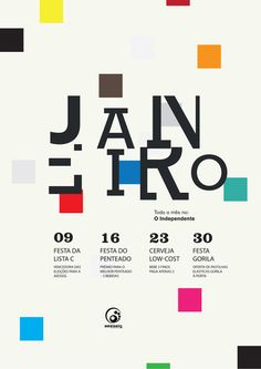 jan1 poster by gilberto ribeiro