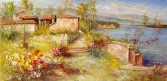 Paesaggio by Andrea Moretti