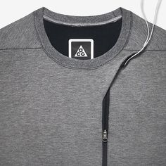 NikeLab ACG Tech Fleece Crew Men's Sweatshirt. Nike.com (UK)