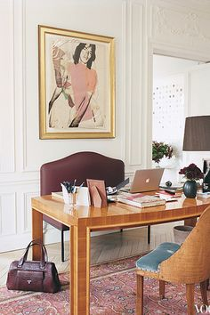 This Is Glamorous | Interiors Redux -- Round-up : 10 Beautiful Office Spaces