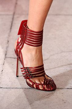 Best Shoes from  London Fashion Week | POPSUGAR Fashion.