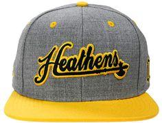 Heathens Snapback Cap by CROOKS & CASTLES