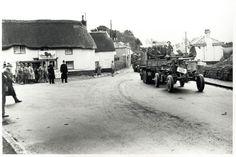 Convoy at Red Lion Pub, Mawnan Smith near Trebah