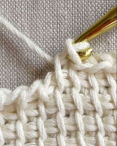 Learn to crochet- Just beginning but a win in my book!