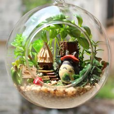 Totoro Forest House Kit - $31 ⋆ Studio Ghibli Gifts!