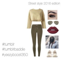 """""""STREET STYLE 2016 fashion"""" by ani-arakelian on Polyvore featuring adidas Originals, SELECTED and Lime Crime"""