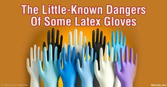 Exposure to powdered gloves may cause allergic reactions, wound and airway inflammation, adhesions and other adverse effects. http://articles.mercola.com/sites/articles/archive/2016/04/06/latex-gloves-powder.aspx