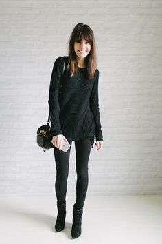 My capsule wardrobe // fall 2014 | Un-Fancy | Bloglovin'