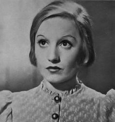 Elisabeth Bergner.The inspiration for Margo Channing?Many thought so.