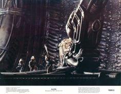 Alien (Ridley Scott, 1979).