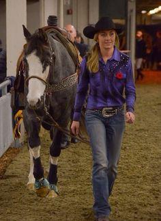 Amber & Blue at RAWF 2014