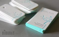 Laura Reaux  by Dingbat Press, via Flickr    why are these so wonderful?!